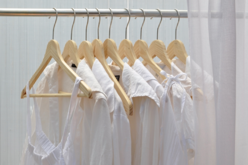 All white clothing