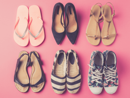 Shoes every college girl should own