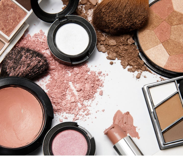 7 High End Makeup Beauty Products