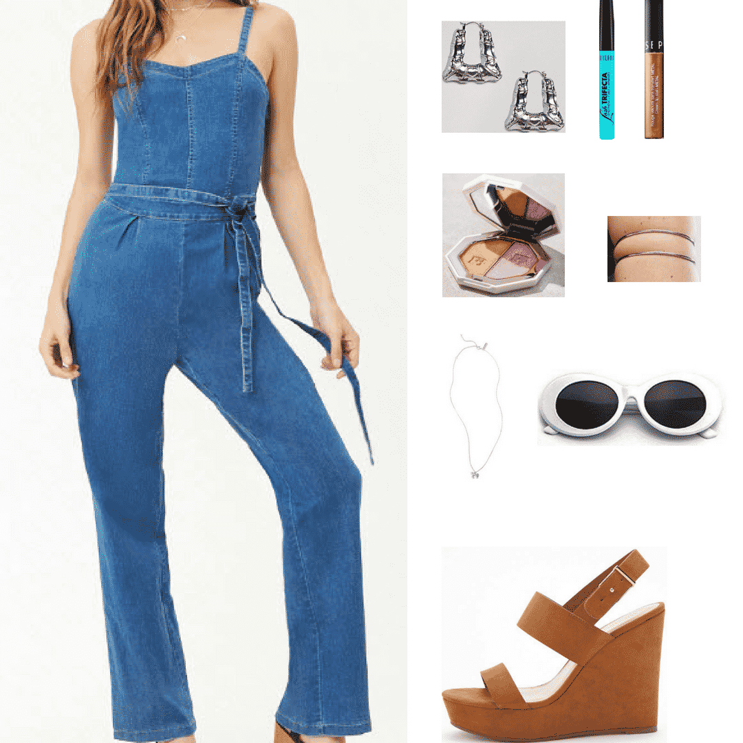 6c217f613a68 Denim Jumpsuit Outfits That Will Have You Channeling the 1970s ...