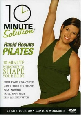 10 minute pilates dvd