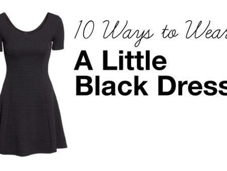 10 Ways to Wear an LBD