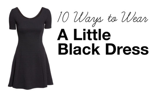 10 Ways to Wear an LBD