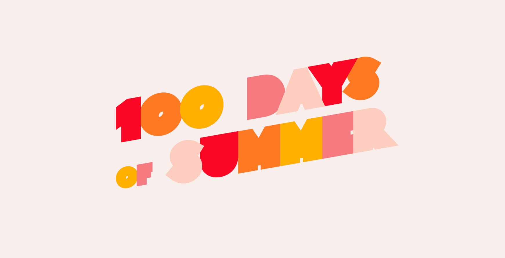 Refinery29 100 Days of Summer
