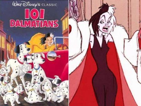 101 Dalmatians Cruella