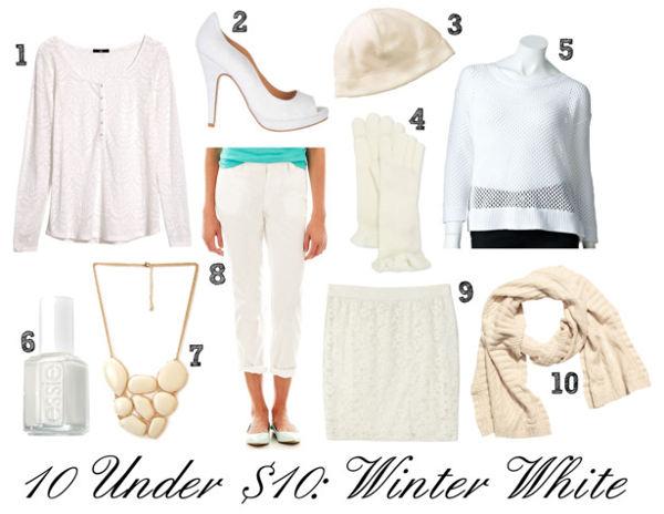 10under10 winterwhite