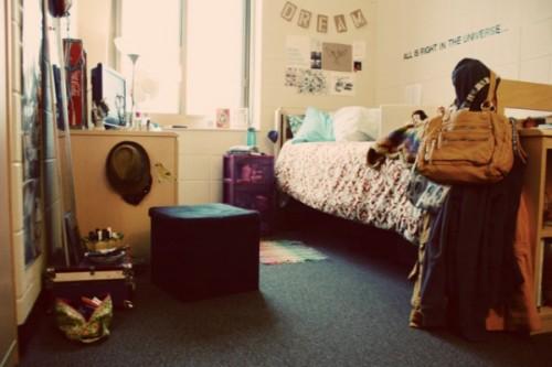 Gillian's Dorm