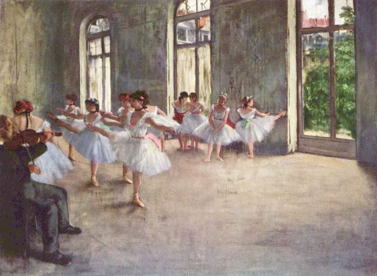 degas ballet