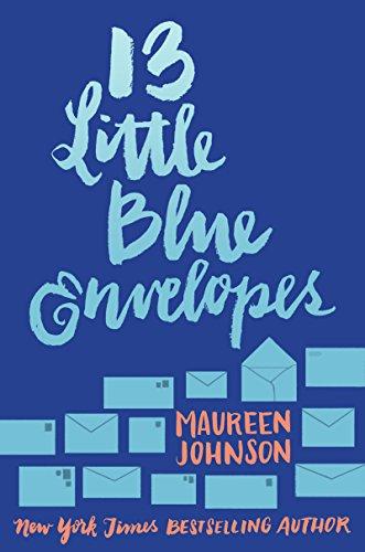 13 little blue envelopes book cover