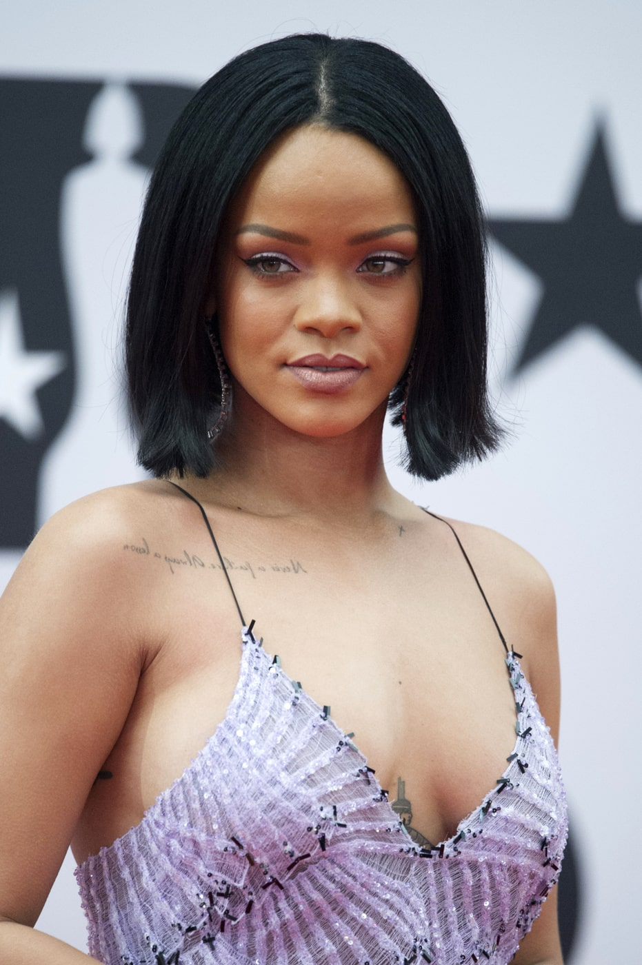 Rihanna at the Brit Awards