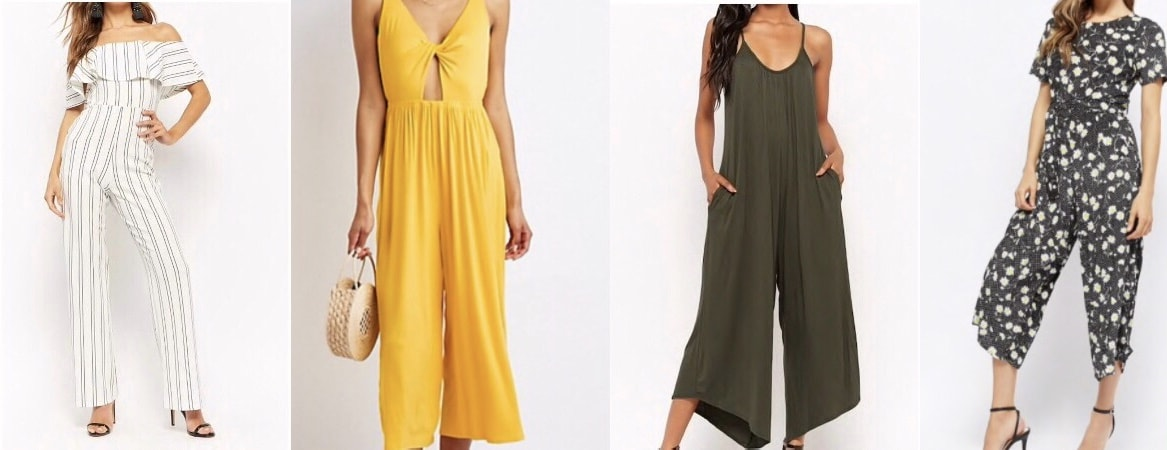 65f55f1e280 How to Wear Jumpsuits - College Fashion