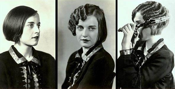 1920s Finger Waves