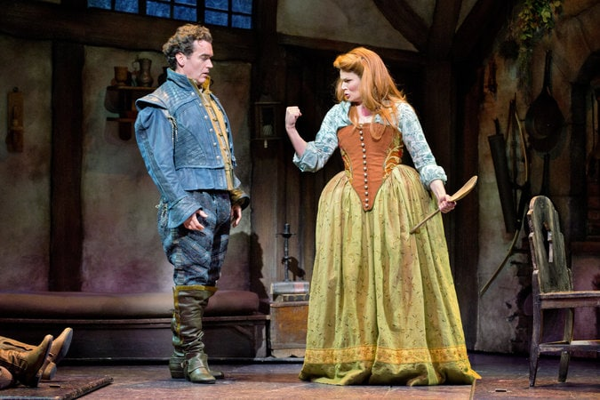 nick and bea something rotten