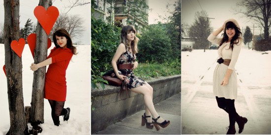 Tieka from fashion blog Selective Potential