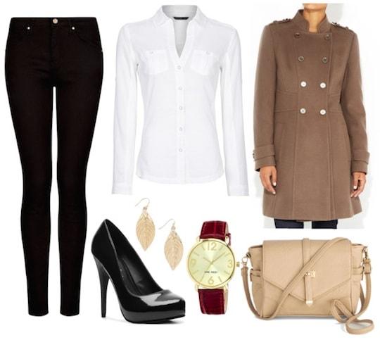 2 Broke Girls Fashion Inspiration