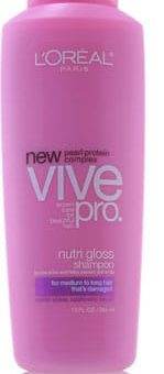 L'OREAL Vive Pro Nutri Gloss Shampoo