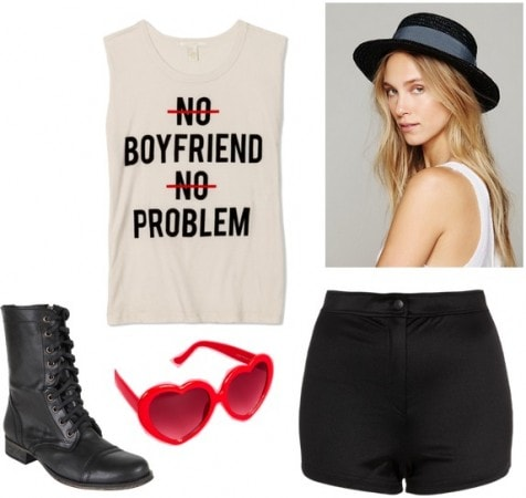 Taylor Swift 22 video fashion - outfit 1