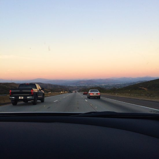 california mountains, driving, roadtrip