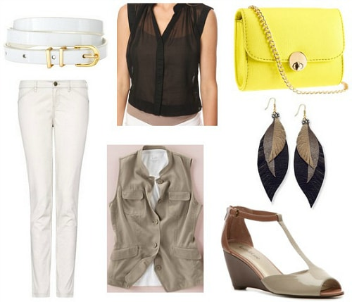 3-1 Phillip Lim Spring 2012 Inspired Outfit 2