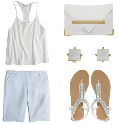 3-1 Phillip Lim Spring 2012 Inspired Outfit 3