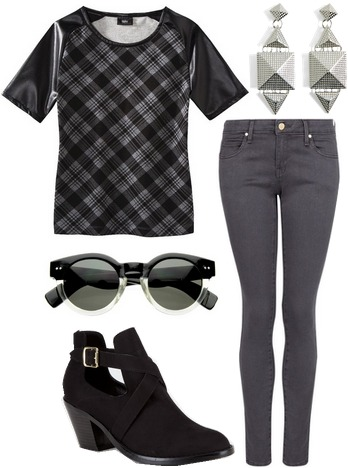 3.1 phillip lim fall 2013 inspired outfit 2