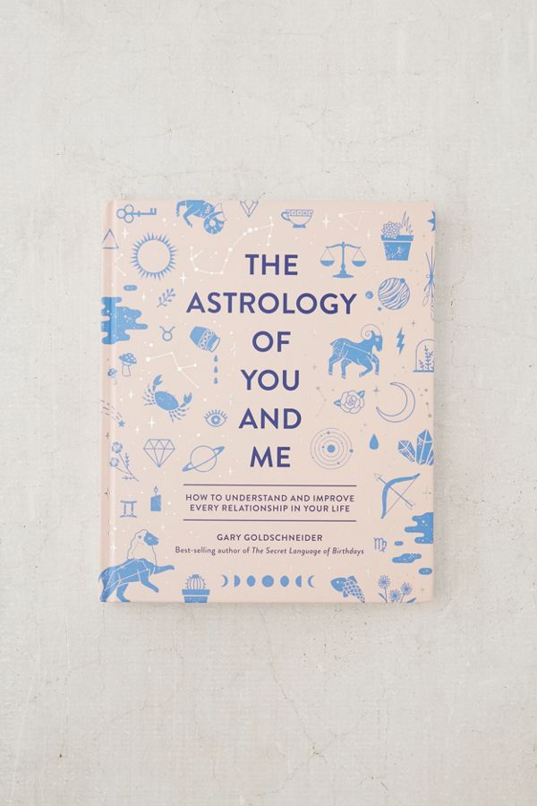 Astrology personality type book - gift ideas for best friends