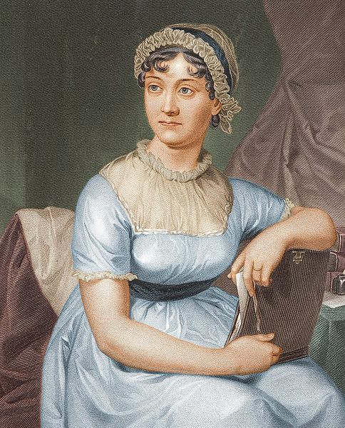 Jane Austen My Queen