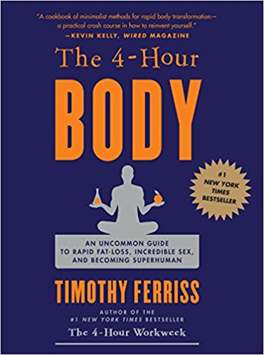 The cover of The 4-Hour Body by Timothy Ferriss