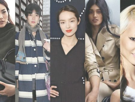 5 Asian models to watch