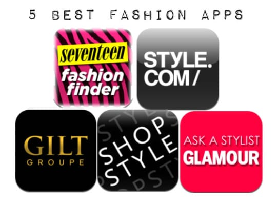 the best free fashion apps for iphone