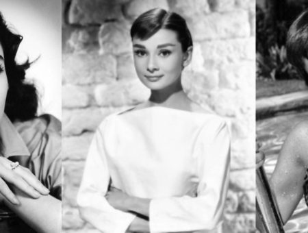 eyebrow trends 1950s
