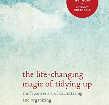 CF Book Club: The Life-Changing Magic of Tidying Up by Marie Kondo
