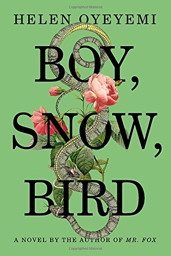 Boy, Snow, Bird by Helen Oyeyemi book cover