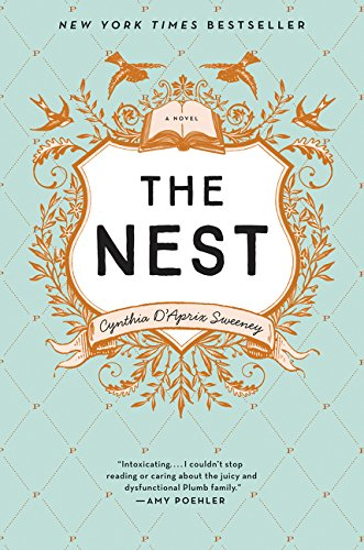 The Nest - best spring break books