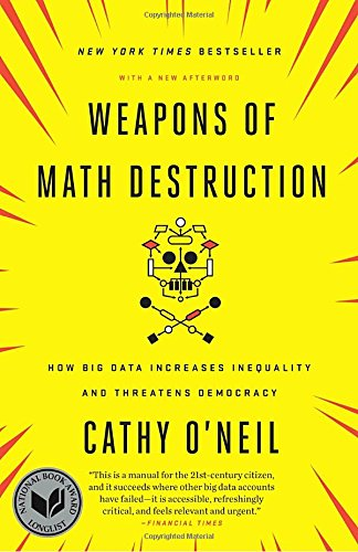 Best books for college students: Weapons of math destruction