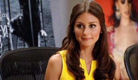 Olivia Palermo Elle