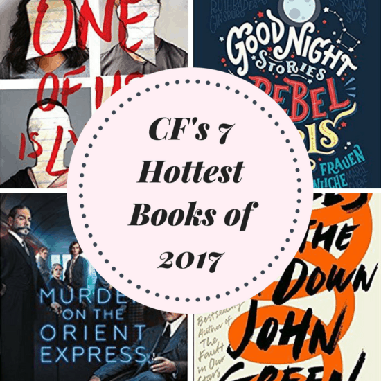 College Fashion's 7 hottest books of 2017