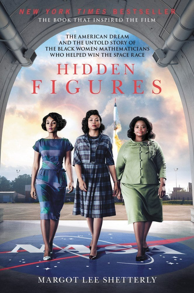 Hidden Figures by Margot Lee Shetterly - best books for college students
