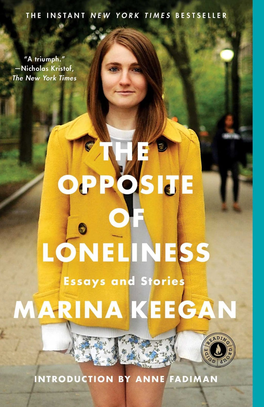 Books to read when you don't have time to read: The Opposite of Loneliness by Marina Keegan