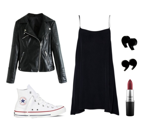 90's minimalist fashion