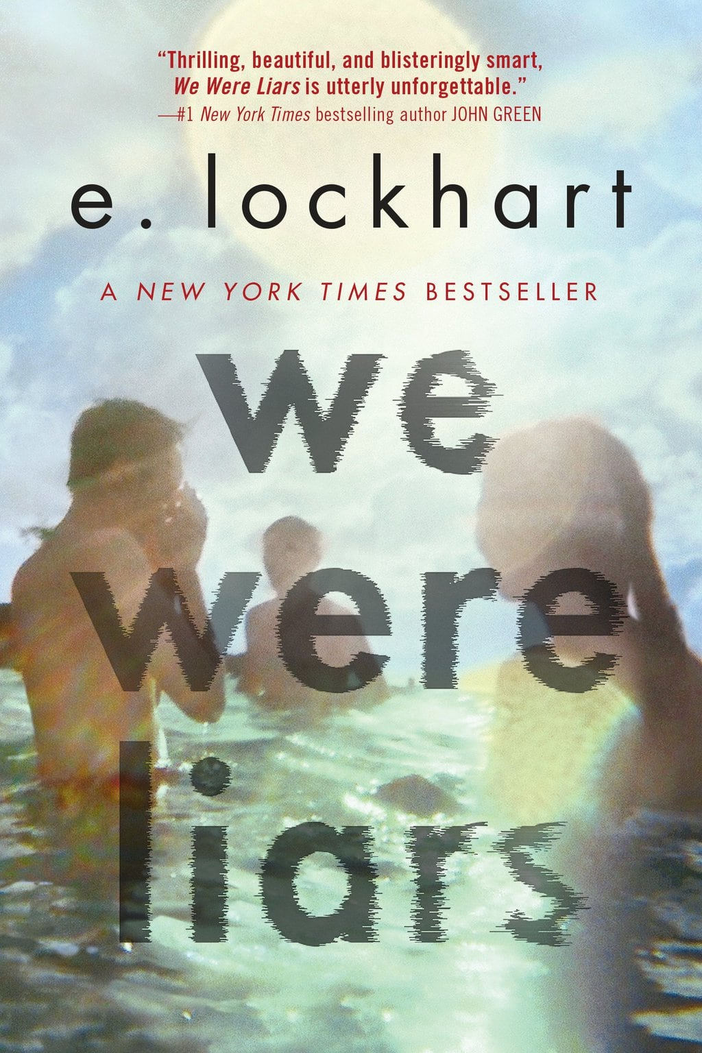 We Were Liars by E Lockhart - best beach reads and spring break books