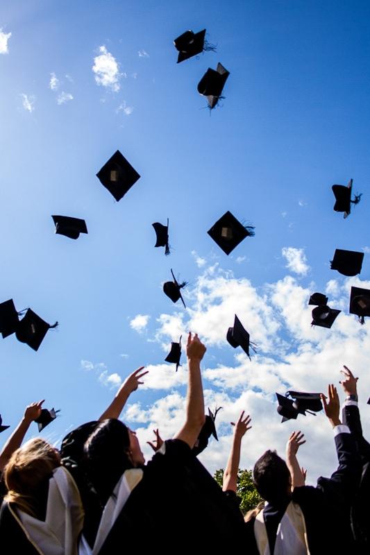 graduation cap ideas   blow   college
