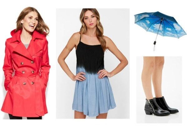 Look Inspired by The Hundred Dresses