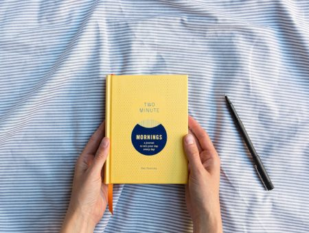 Best holiday gifts for moms: Two minute journal