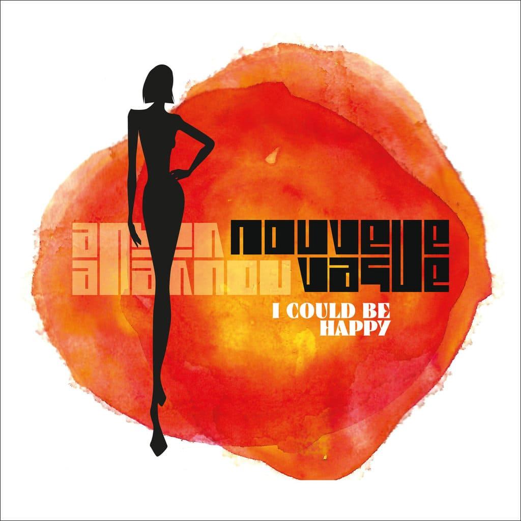 Nouvelle Vague I Could Be Happy album cover