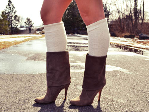 Abbie Element_Boots_Socks