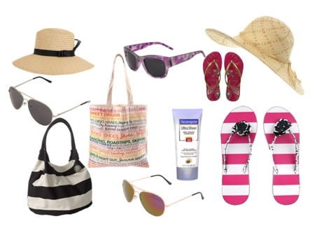 beachy accessories