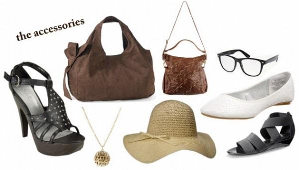 Zara May 2010 - Accessories