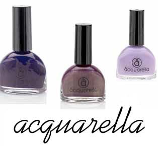 Acquarella nail polish