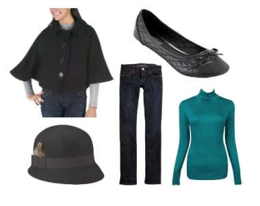 Adding Glam to Everyday Outfits